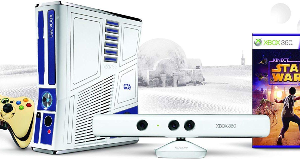 Модификация Xbox 360 в 2019-м