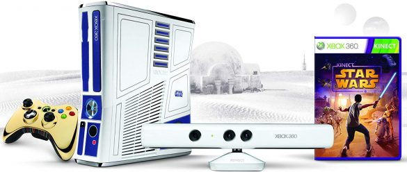 xbox 360 star wars limited edition